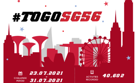10 Amazing Accomplishments Achieved by #TOGOSG56 Participants